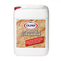 Пропитка ОЛИМП 10л для камня