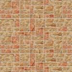 Панель ПВХ 0,96*0,485*0,002 мозаика Везувий