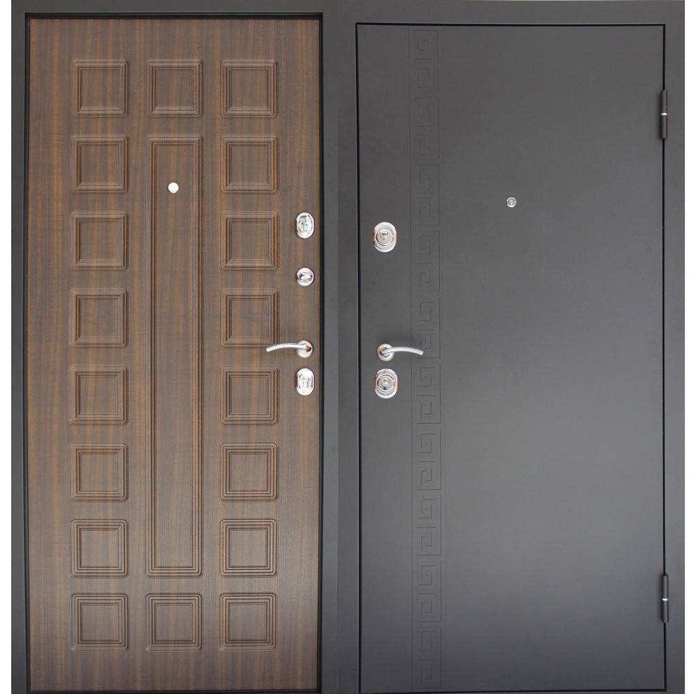 входные стальные двери производства