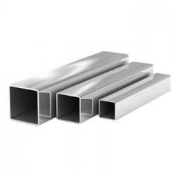Труба алюминиевая квадратная 20*20*1,5 1,0м