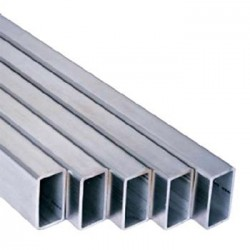 Труба алюминиевая прямоугольная 30*15*1,5 2,0м