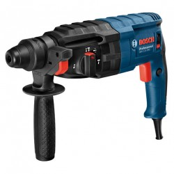 Перфоратор Bosch GBH 2-24 DRE SDS+ 790Вт, 3реж, 2.7Дж, 0-4200у\м, 2,8кг, 0611272102