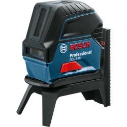 Нивелир Bosch GCL 2-15 Prof диап.изм.15м, IP 54, точность + 0,3 мм/м. 0601066E00
