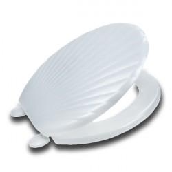 Сидение для унитаза Орио КРЗ-1 Люкс белое