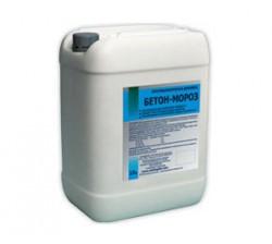 Добавка модифицирующая противоморозная Бетон-мороз BRAVER 10л