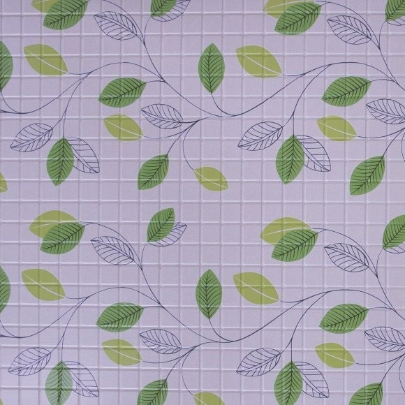 Фото - панель пвх 0,96*0,485*0,002 мозаика листья (200) коршевер наталья лоджии и балконы