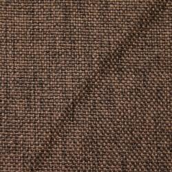 Портьера Блэкаут под лен 1,8*2,5м , на люверсах шоколад 3