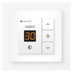 Терморегулятор CALEO 720 цифровой с адаптерами