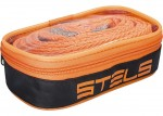 Трос буксировочный 2,5 тонны, 2 крюка, сумка на молнии STELS Россия