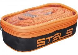 Трос буксировочный 5 тонн, 2 крюка, сумка на молнии STELS Россия