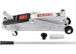 Домкрат гидравлический подкатный, 3 т, h подъема 150–530 мм MATRIX MASTER