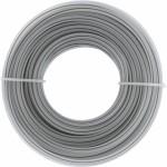 Леска двухкомпонентная для триммера, круглая 2,4мм х 15м, EXTRA CORD DENZEL