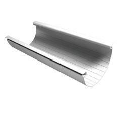 Желоб водосточный 3000мм/125мм белый Vinyl- On