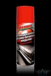 RW6090 Антикоррозийное резино-битумное покрытие 450мл(аэрозоль)