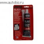 Герметик прокладок чёрный ABRO (США)  85 г