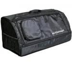 Органайзер-сумка в багажник TRAVEL брезентовый черный 70*32*30 ORG-30 BK