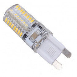 Лампа светодиодная JCD LED G9 5Вт 3000K