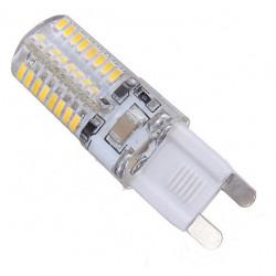 Лампа светодиодная JCD LED G9 5Вт 4000К