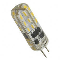 Лампа светодиодная JD LED G4 5Вт 6000K