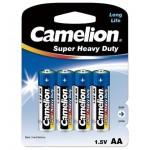 Батарейка Camelion R06 BL-4 BLUE /4шт/