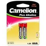 Батарейка Camelion LR03 Alkaline BL-2 /2шт/