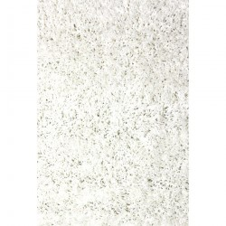 Ковер SHAGGY DE LUXE 0.60*1.0м 8000/10 белый