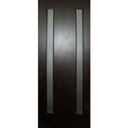 Полотно дверное ЛР-24-600 венге матовое