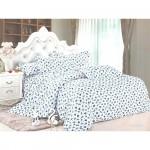 Комплект постельного белья Эко Сатин евро 38