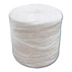 Шпагат полипропилен плотн. 1200текс белый 50 кгс (600м)