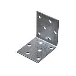 Уголок крепежный оцинк. 40х20х40х2,0 мм