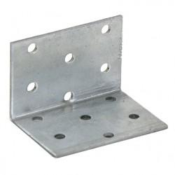 Уголок крепежный оцинк. 40х60х40х2,0 мм