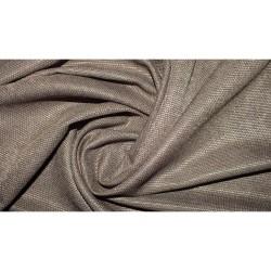 Портьера 2461/7139 1,65*2,5м, на тесьме рогожка коричневая