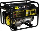 Электрогенератор DY5000L Huter