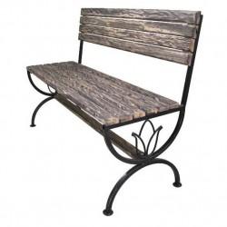 Скамейка с деревом 1,2м 881-83R