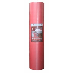 Подложка-гармошка Solid 3мм оранжевая /10,5кв.м/