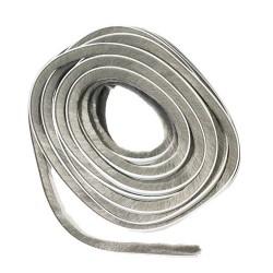 Щетка щелевая самоклеющаяся 6,7х12,0мм (11м)