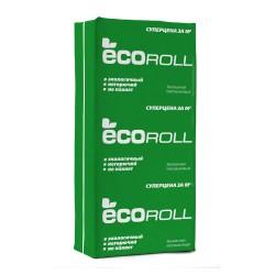 Плиты Экоролл TS040 100х610х1230 (6 кв.м; 0,6куб.м)