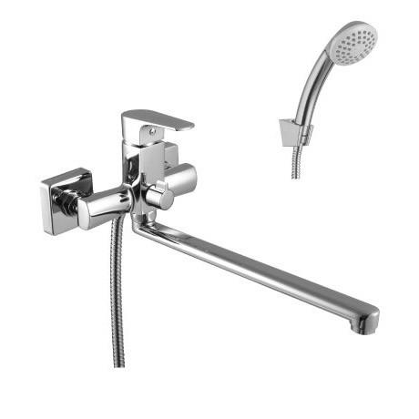 смеситель для ванны lemark lm1651c излив 300мм смеситель palermo для ванны излив 300мм