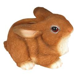 Фигурка садовая Кролик GF-R-02 полистоун h13см 169116