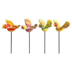 Штекер садовый Птичка в косынке AR2834-3 2914