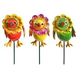 Штекер садовый Птичка счастья AR2010-4 2916