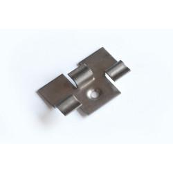 Kляймер для терр. доски метал УПАКОВКА (50 штук) неокр
