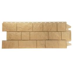 Панель фасадная 1,15*0,45м Docke Fels Слоновая кость