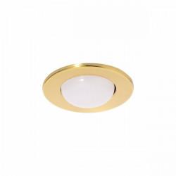 Светильник Prima 63004 R63 E27 золото неповоротный