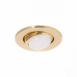 Светильник Prima 50104 R50  E14 золото поворотный