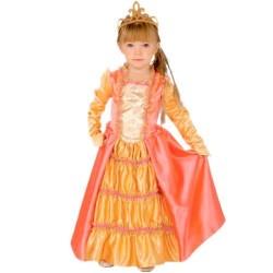 Костюм маскарадный Принцесса (платье, головной убор) 27162