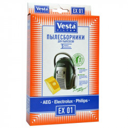 Комплект пылесборников Vesta filter EX 01