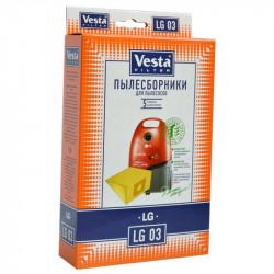Комплект пылесборников Vesta filter LG 03