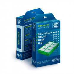 Фильтр для пылесоса Electrolux/Philips (ориг.коды EFH-12/FC 8031) NEOLUX HEL 01 НЕРА