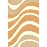 Дорожка ковр. Shaggy Ultra ш.0,8м s607 бежевый